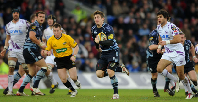Cardiff Blues 27 Ospreys 25