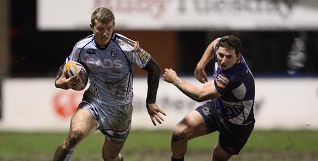 Cardiff Blues 11 Leinster 26
