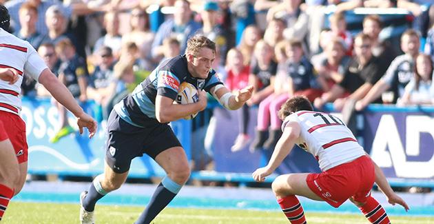 Cardiff Blues 29 Edinburgh 12
