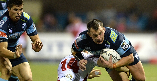 Cardiff Blues 9 Ulster Rugby 26