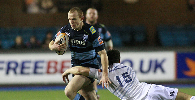 Cardiff Blues 22 Leinster Rugby 34