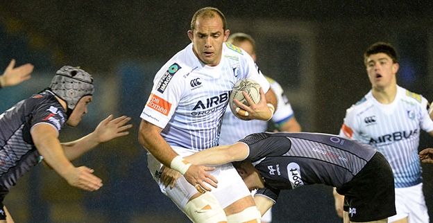 Blues name team for Scarlets derby clash