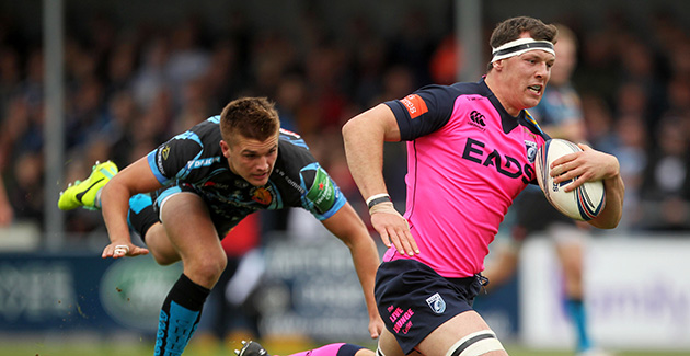 Exeter Chiefs 44 Cardiff Blues 29