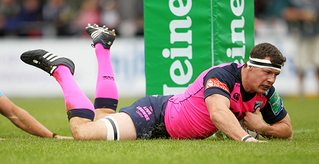Copeland in to face champions Toulon