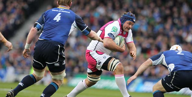 Leinster 34 Cardiff Blues 3